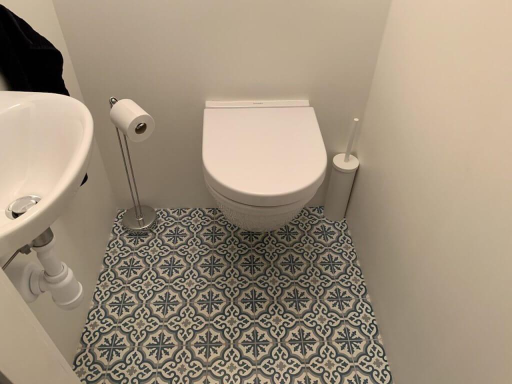 Dolda fel i badrum och WC