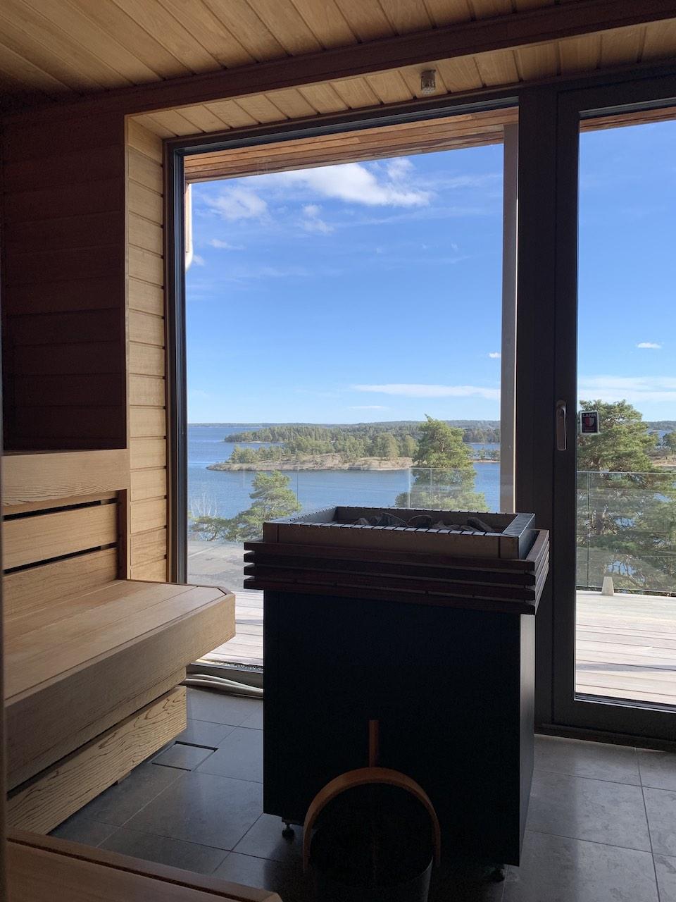 Byggboom i Stockholms Skärgård
